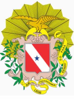 Brasão do estado do PARá - PA