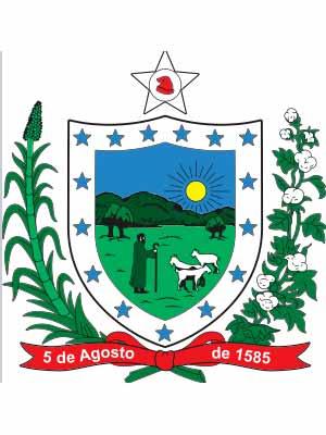 Brasão do estado do PARAíBA - PB