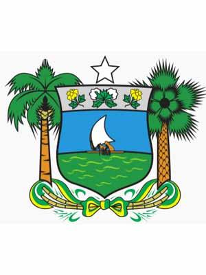 Brasão do estado do RIO GRANDE DO NORTE - RN