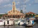 Foto da cidade de Barreirinha
