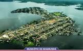 Foto da cidade de Nhamundá