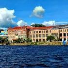 Foto da cidade de Tefé