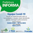 Foto da Cidade de Pracuúba - AP