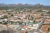 Foto da cidade de Quixadá