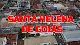 Foto da cidade de Santa Helena de Goiás
