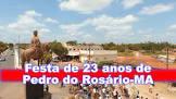 Foto da cidade de Pedro do Rosário