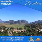 Foto da cidade de Ataléia