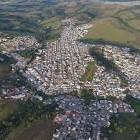 Foto da cidade de Cruzília