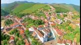 Foto da cidade de Dom Silvério