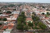 Foto da cidade de Frutal