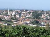 Foto da cidade de Monte Santo de Minas