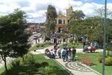 Foto da cidade de Santa Rita de Caldas