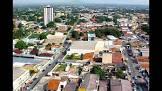 Foto da cidade de Cáceres