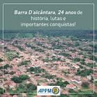 Foto da cidade de Barra D'Alcântara