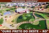 Foto da cidade de Ouro Preto do Oeste