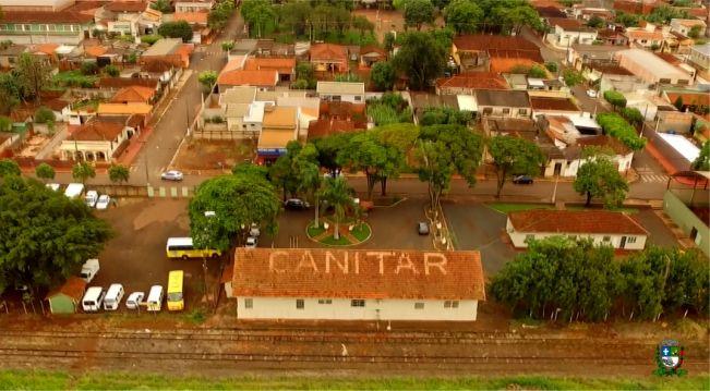 Foto da cidade de Canitar
